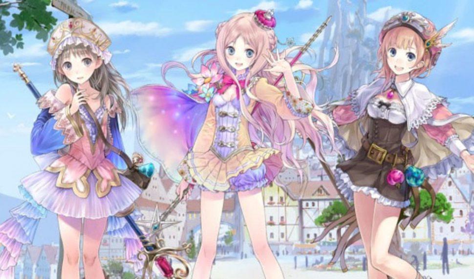 Tres nuevos Atelier se acercan – Atelier Arland Trilogy DX remasterizados para PlayStation 4 y Nintendo Switch