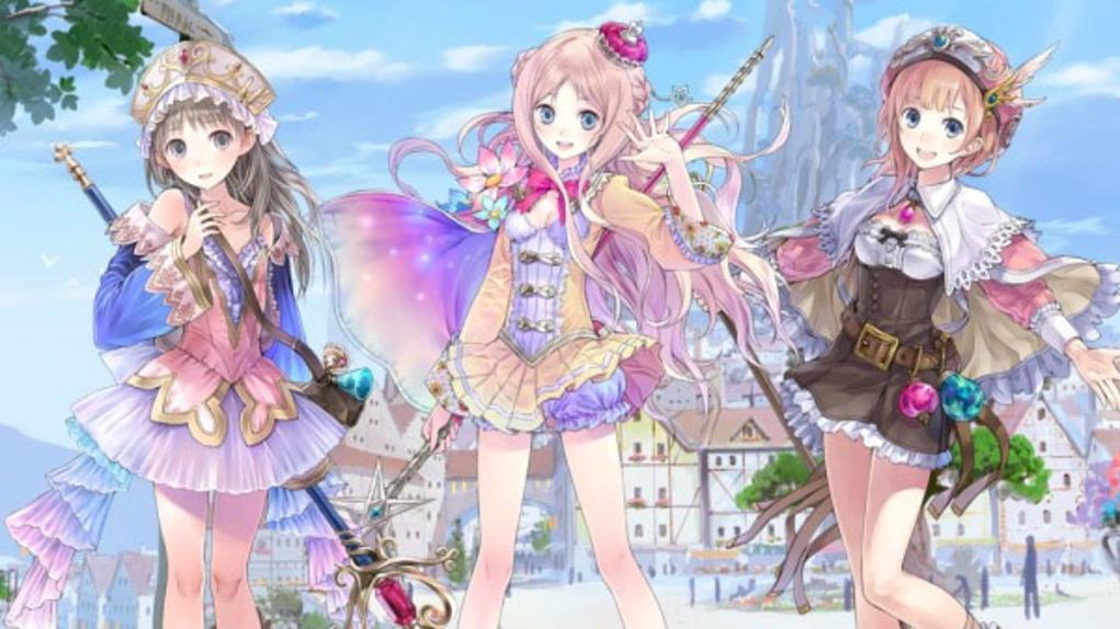 Remasterizacion Atelier Arland Trilogy DX