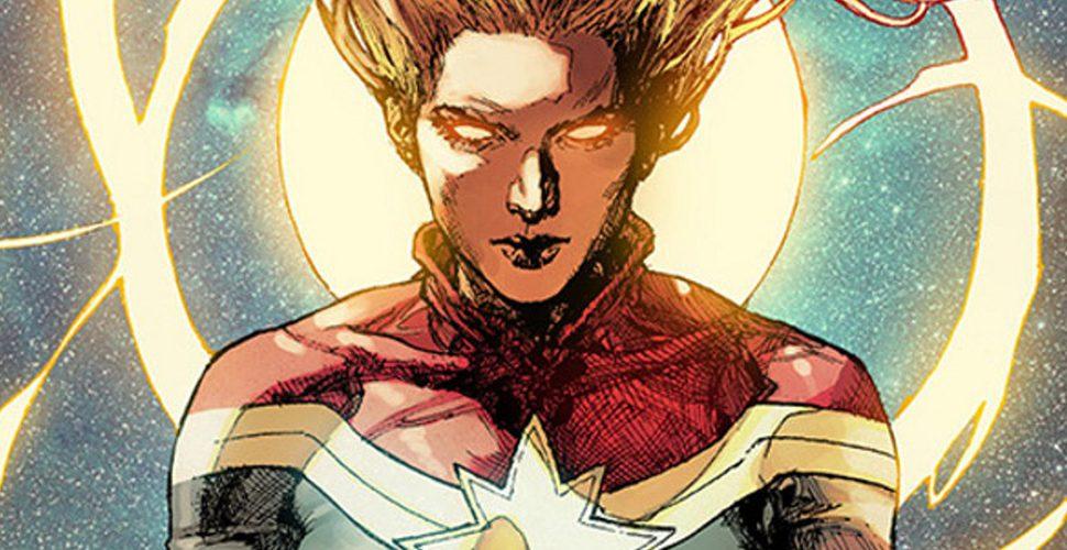 Capitana Marvel contará con el regreso de un importante personaje