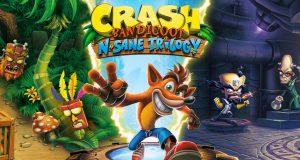 Crash Bandicoot reino unido