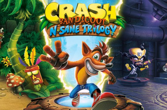 Crash Bandicoot, el título más vendido esta última semana en Reino Unido