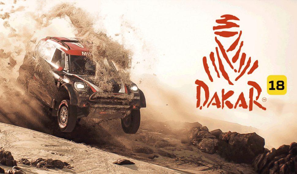 Confirmada la fecha de lanzamiento de Dakar 2018