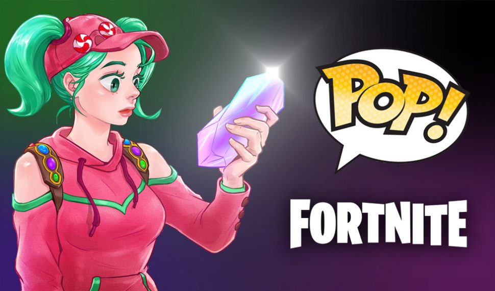 Funko se asocia con Epic Games para crear una línea de Fortnite