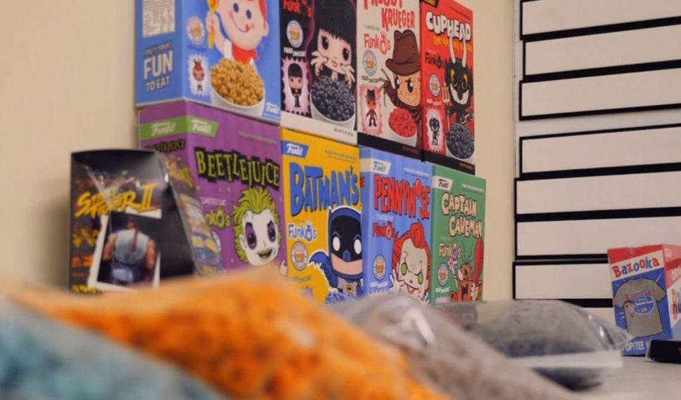 ¡Funko anuncia la llegada de Mega Man y Cuphead a su línea de cereales!