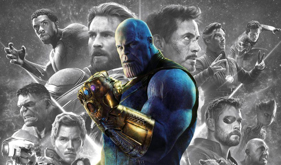 Anunciada la fecha de lanzamiento de Vengadores: Infinity War en formato digital y Blu-Ray
