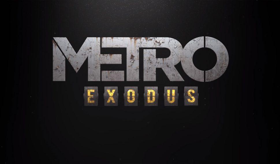 4A Games nos muestra más características de Metro Exodus con un gameplay