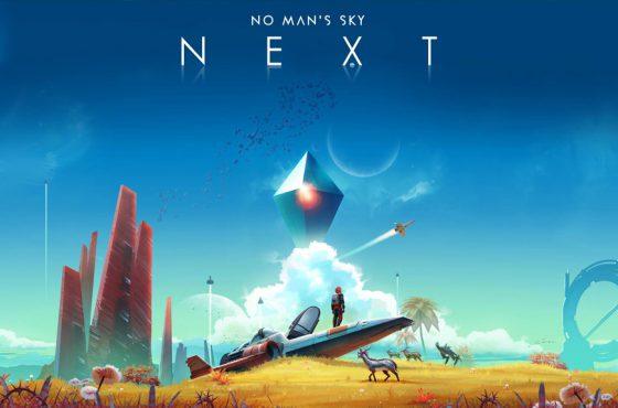 """No Man's Sky vuelve totalmente renovado con la actualización """"NEXT"""""""