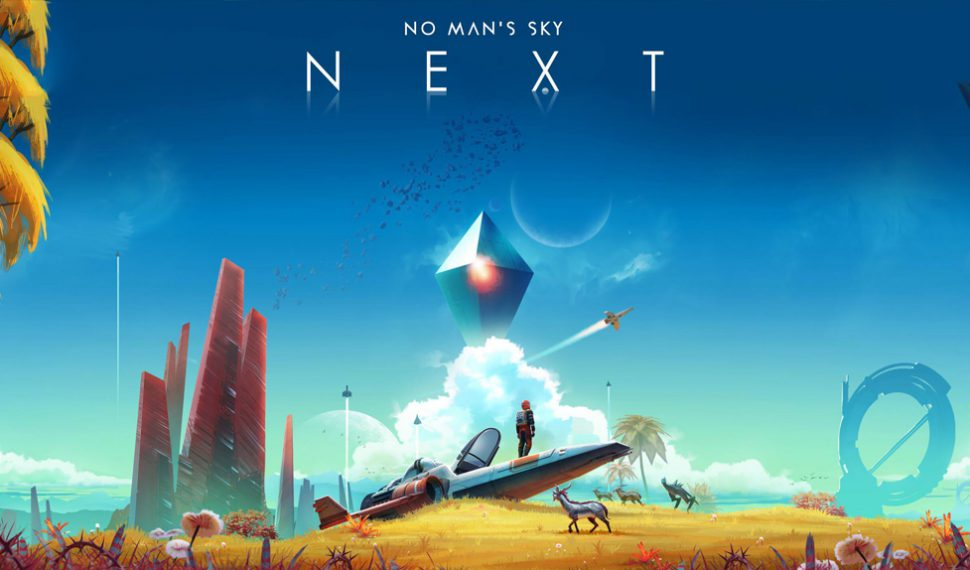 No Man's Sky vuelve totalmente renovado con la actualización «NEXT»