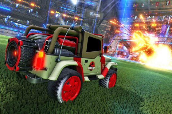 Rocket League – Fin de semana gratuito en Xbox One y PC