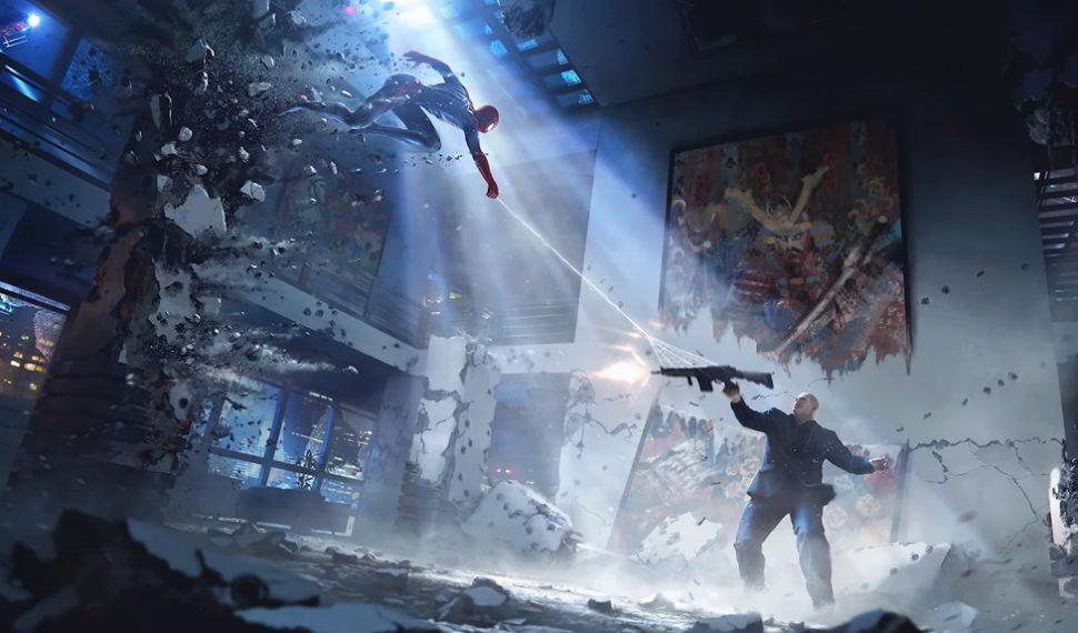 """Insomniac Games habla sobre Spider-Man: """"Un gran juego conlleva una gran responsabilidad"""""""
