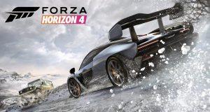 Forza Horizon 4 invierno