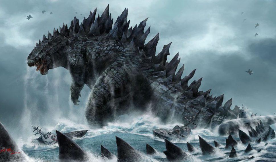 Primer tráiler de Godzilla 2: Rey de los Monstruos