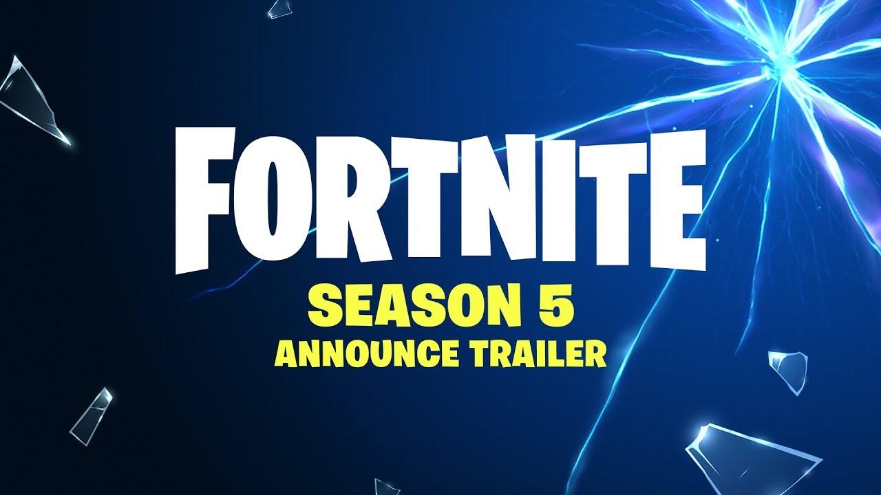 Temporada 5 de Fortnite