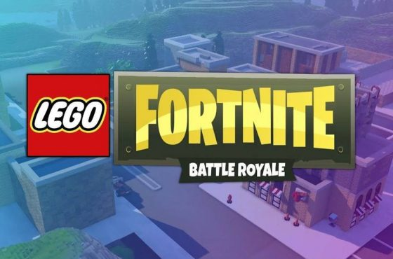 Lego y Fortnite: Battle Royale se unen en un pintoresco crossover hecho por un fan
