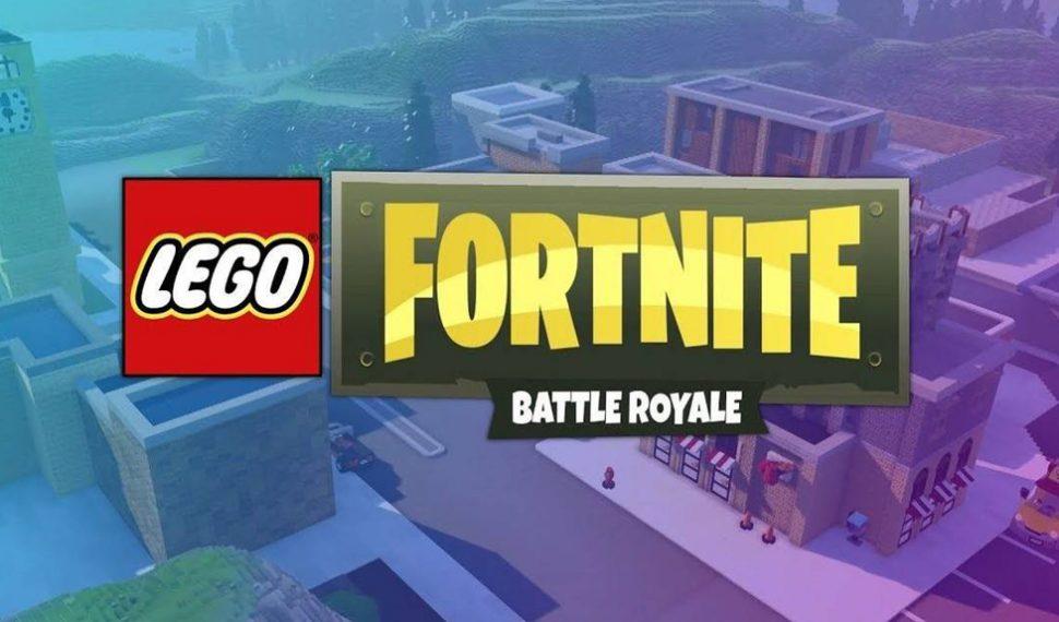 Lego y Fortnite: Battle Royale se unen en un pintoresco crossover hecho por un fan