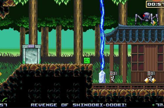 Super Life of Pixel se lanzará el 22 de agosto en exclusiva para PlayStation 4 y PlayStation Vita
