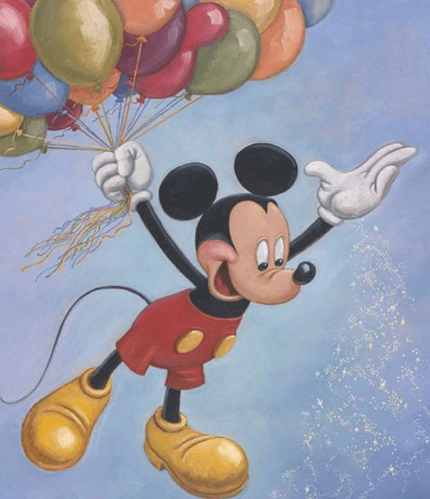 Video Conmemorativo Mickey Mouse
