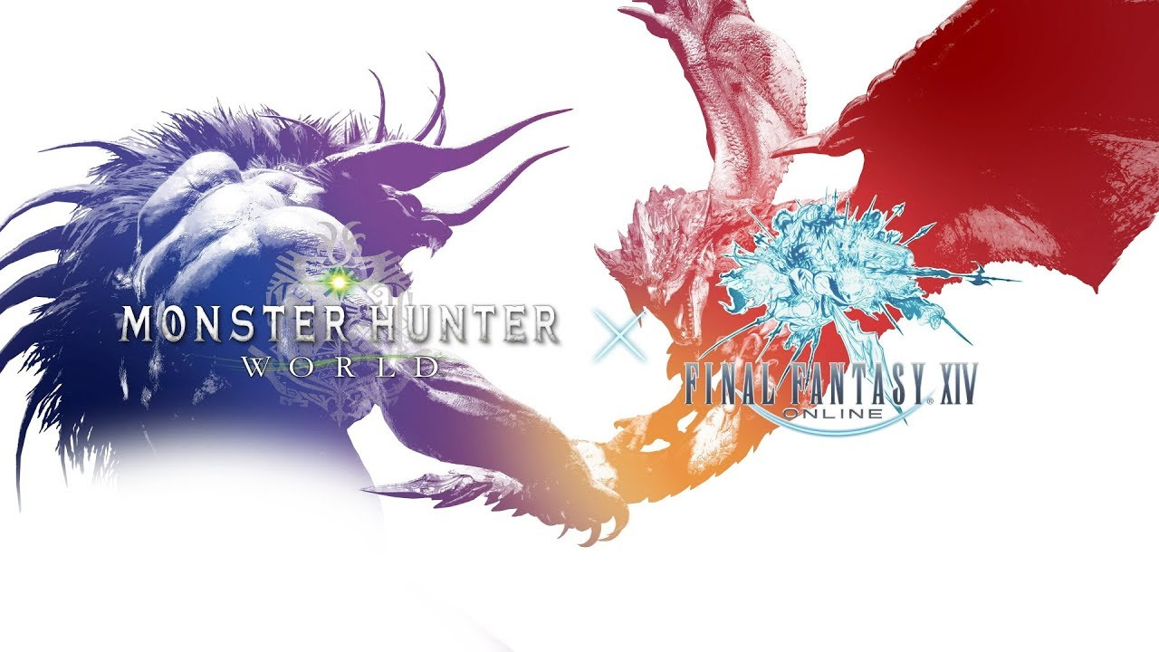 Fecha Crossover Final Fantasy Monster Hunter World