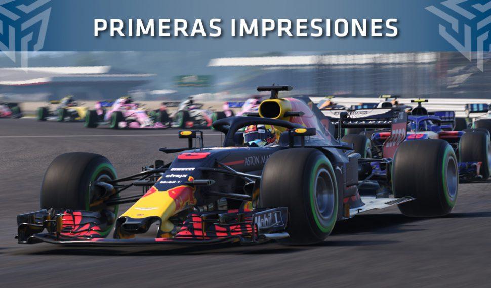 Primeras Impresiones de F1 2018 – Intensidad dentro y fuera de la pista