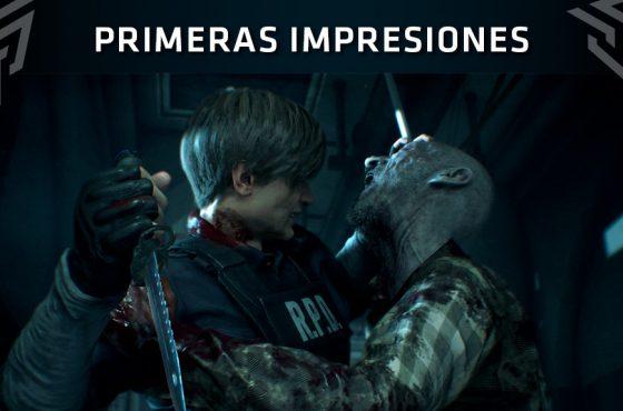 Jugamos al nuevo Resident Evil 2 y estas son nuestras primeras impresiones