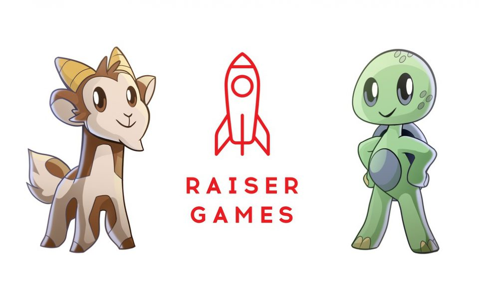 Esto es Raiser Games, una desarrolladora española