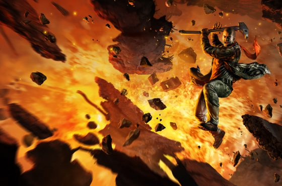 Ya está disponible la edición Red Faction Guerrilla Re-Mars-tered