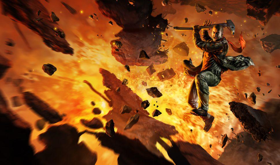 Ya está disponible la edición Red Faction Guerrilla Re-Mars-tered