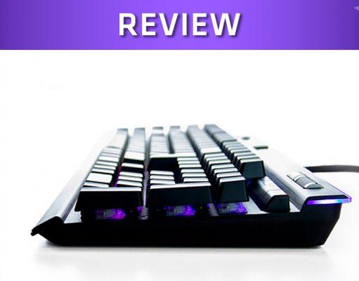 Review Corsair K95 RGB
