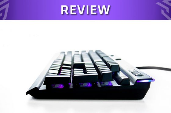 Review del Corsair K95 RGB Platinum