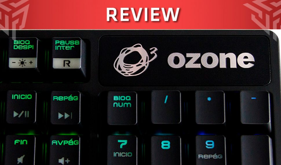 Review del Ozone Strike Pro Spectra