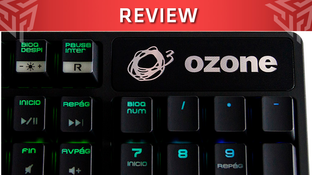 review ozone strike pro spectra