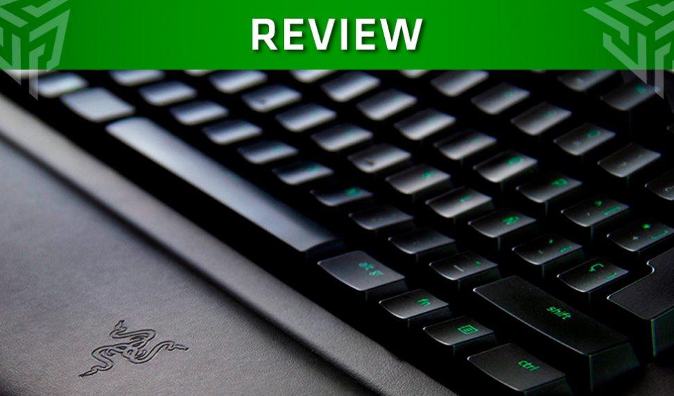 Review del Razer BlackWidow Chroma V2 - Calidad y Comodidad
