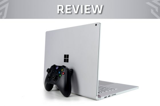 Análisis de la Surface Book 2 de Microsoft