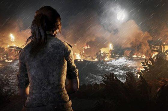 Aparece parte de la banda sonora y making of de Shadow of the Tomb Raider