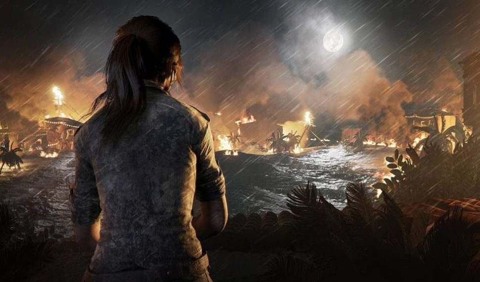Aparece parte de la banda sonora y making of de Shadow of the Tomb Raider