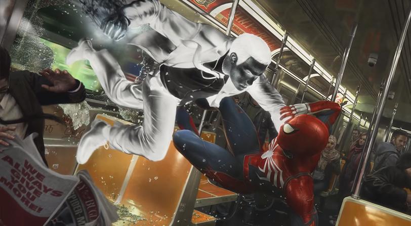 Insomniac Games Spider-Man