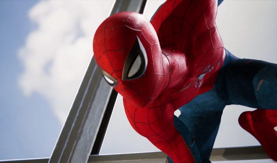 Spider-Man muestra un nuevo tráiler durante la Comic Con