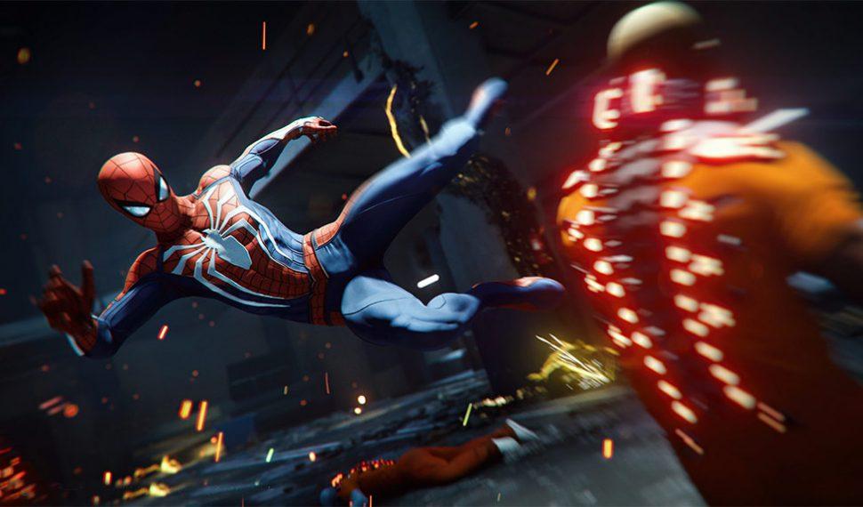El videojuego de Spider-Man presenta el traje de velocidad