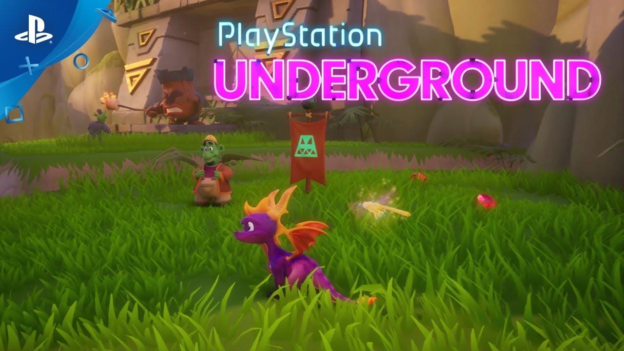 Gameplay Spyro Reignited Trilogy