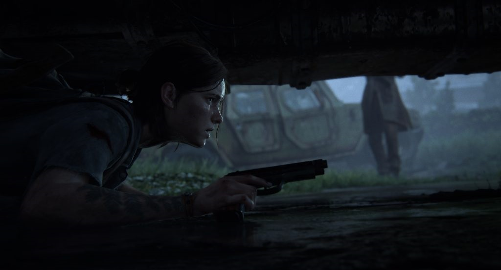 Violencia The Last of Us 2