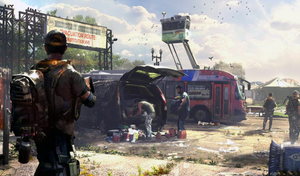 Tom Clancy's The Division 2: ¿Podrá jugarse en solitario?