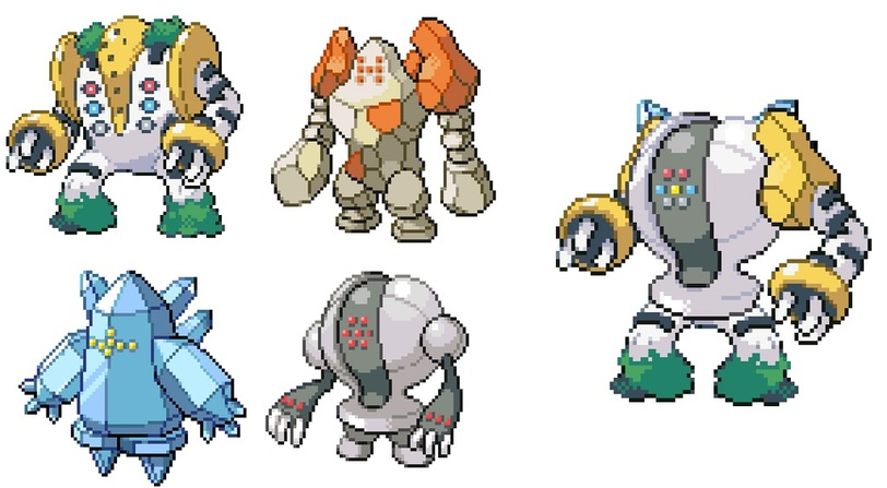 Pokémon Legendarios Pokémon Go