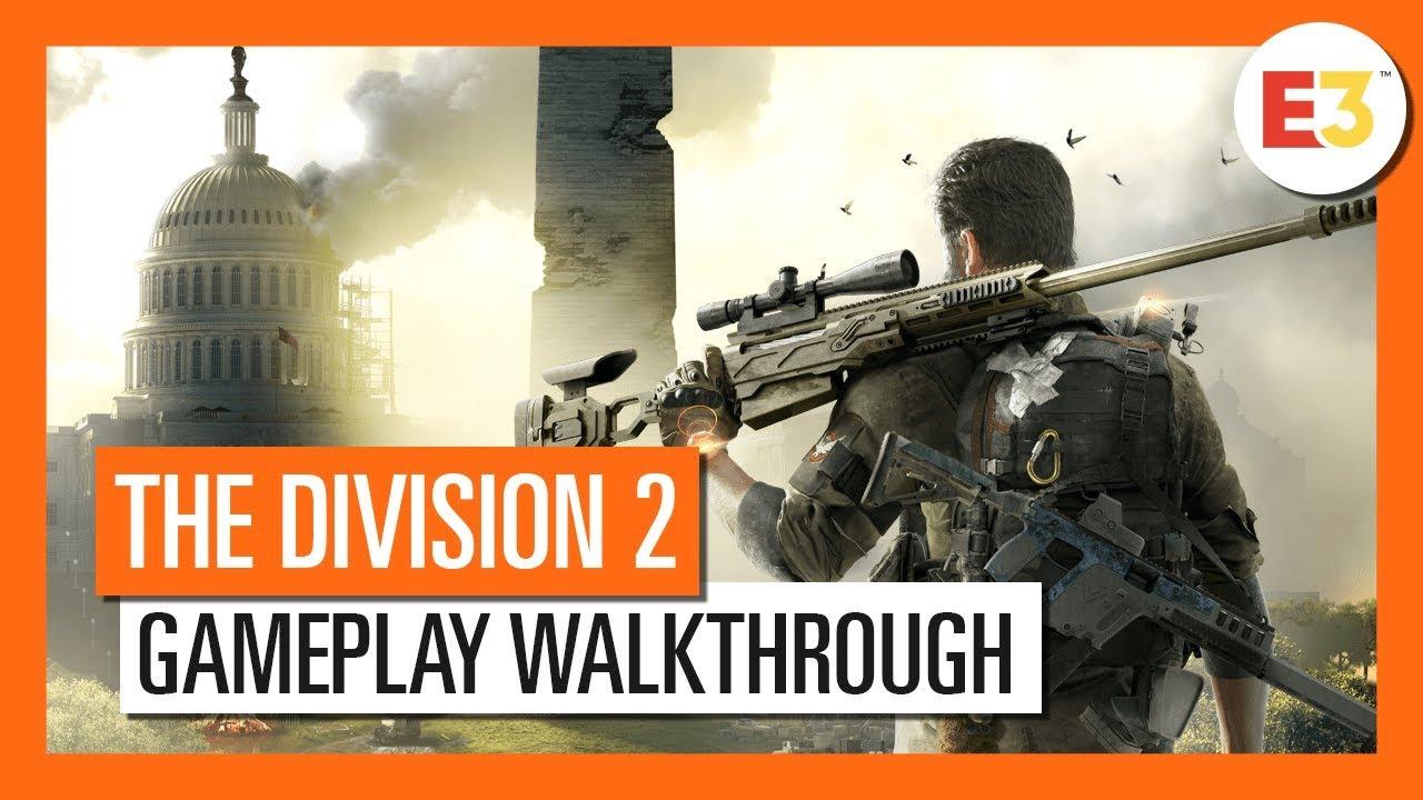 The Division 2 solitario
