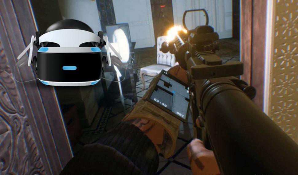 Identity Corp PlayStation VR presenta sus próximas novedades