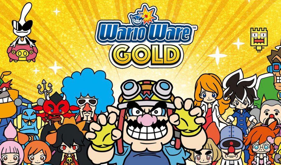 WarioWare Gold llegará a la familia Nintendo 3DS el 27 de julio