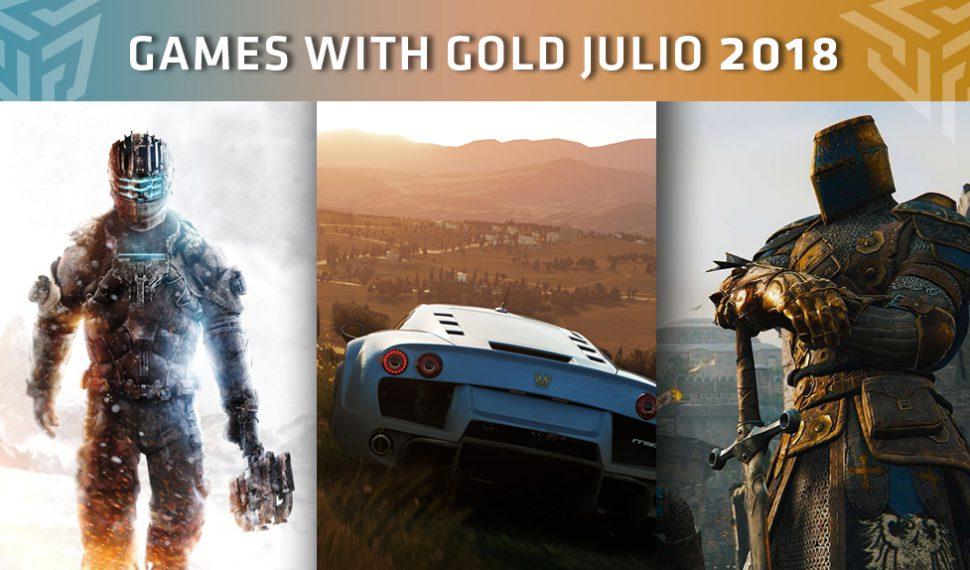 Estos son los juegos gratuitos de Games With Gold para agosto