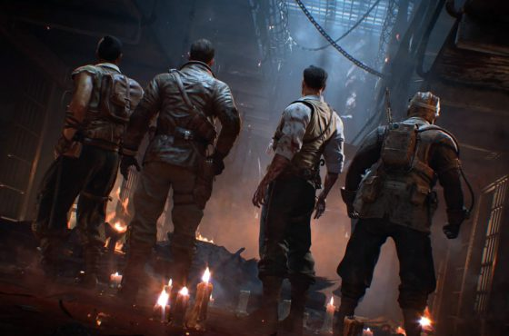 Treyarch Studios da nuevas pistas sobre el Modo Zombies de Call of Duty: Black Ops 4