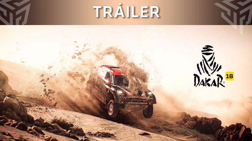 trailer dakar 18