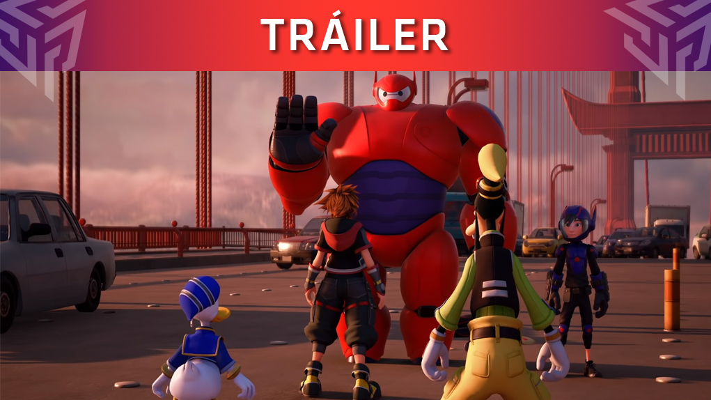 trailer Kingdom Hearts 3