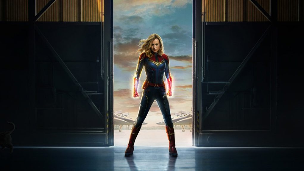 primer tráiler de Capitana Marvel